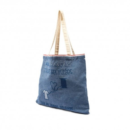 Tote bag made in France